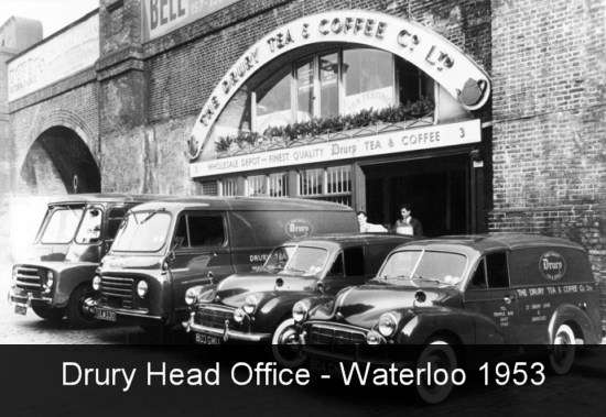 Drury Head Office - Waterloo 1953