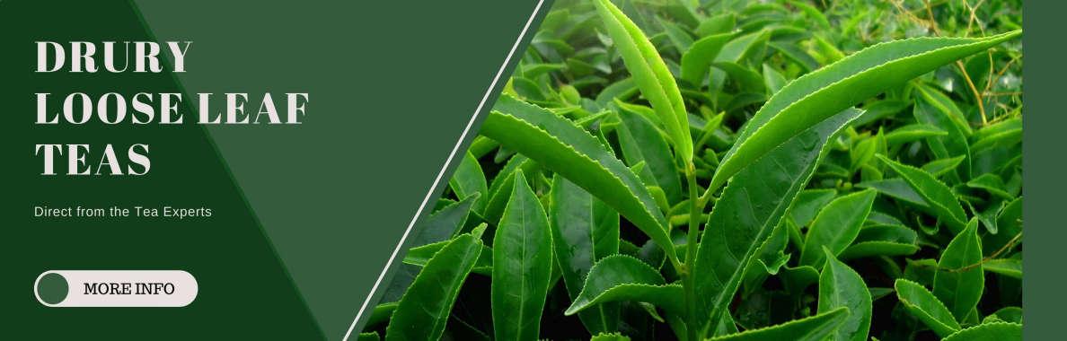 Drury Leaf Tea Banner