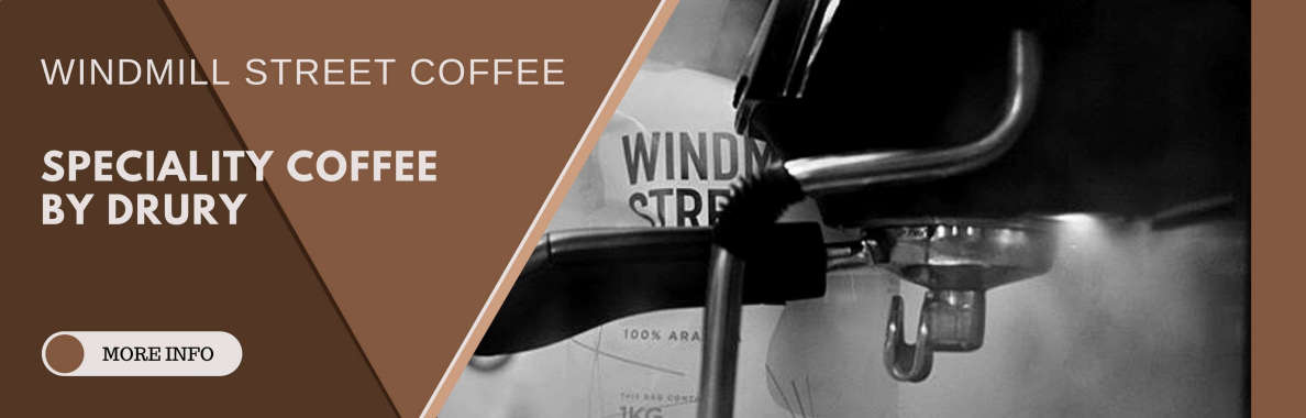 Windmill Coffee Banner