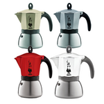 Bialetti Moka Induction Stove Top Coffee Maker