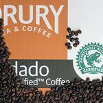 Caffe Cuidado Rainforest Alliance Certified™ espresso coffee
