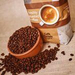 Caffe Cuidado Light Rainforest Alliance Certified™ espresso coffee