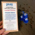 Ethiopian Sidamo - Nespresso Compatible Coffee Capsules