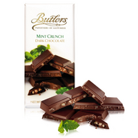 Butlers Dark Chocolate with Mint Crunch
