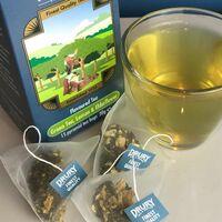 Green Tea, Lemon and Elderflower Pyramid Tea Bags