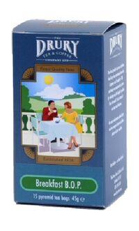 Breakfast B.O.P. Blend Pyramid Tea Bag