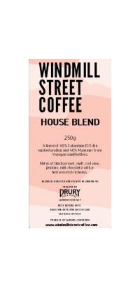 Windmill Street House Blend Coffee